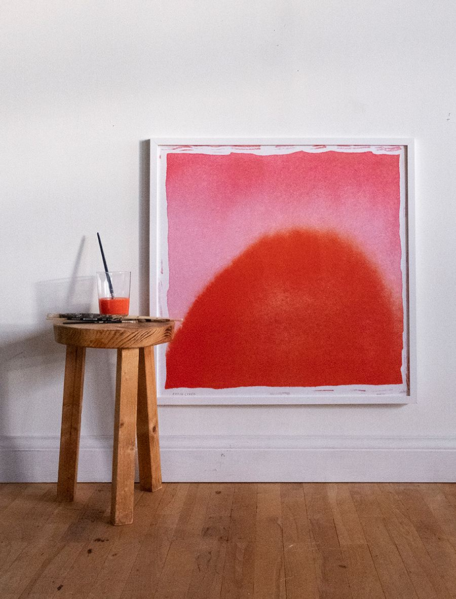 Sun Poster (70 x 70cm)