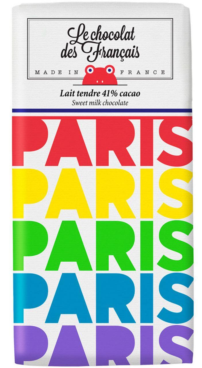 Paris Multicolore Milchschokolade