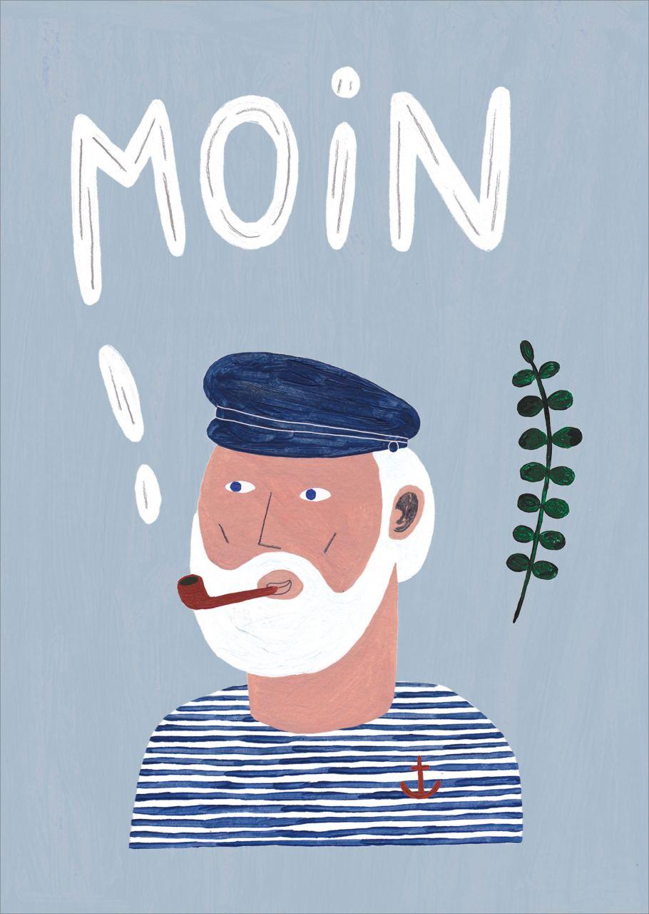 Moin Print (A3)