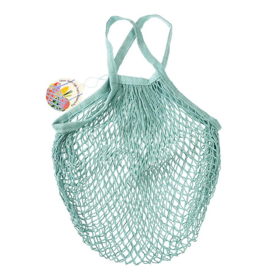 Einkaufsnetz Mint (Bio-Baumwolle)