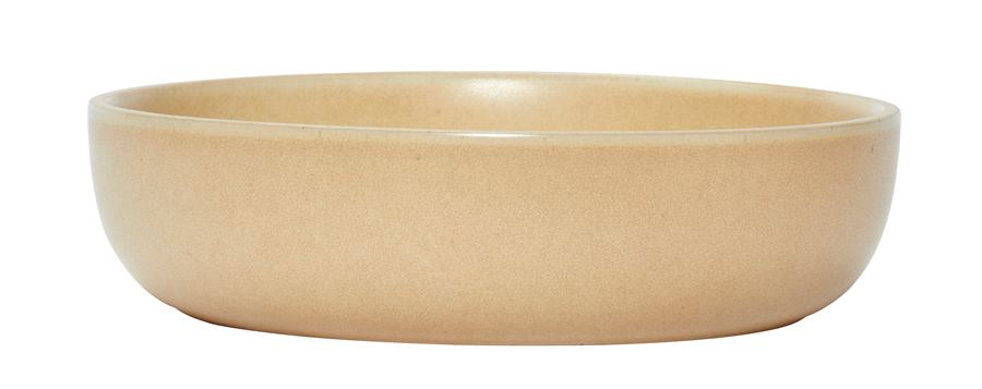 Keramikschale Sand (div. Größen)