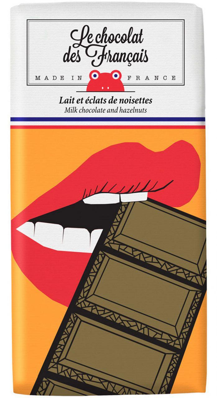 La Bouche Milchschokolade mit gerösteten Haselnüssen