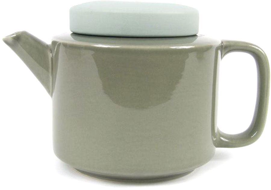 Teapot L Celadon