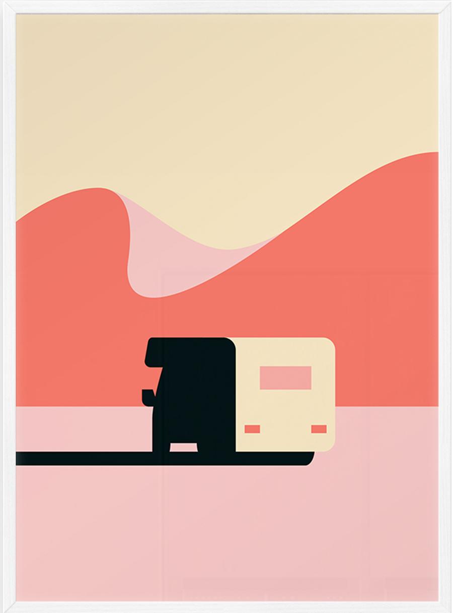 Van Poster (50x70cm)