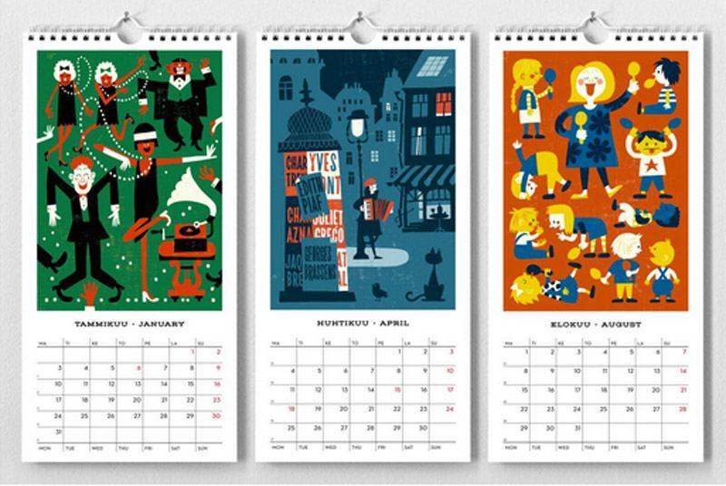 Kehvola Tempo Kalender 2022