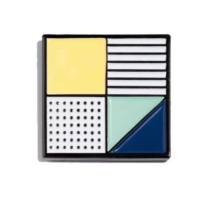 Nice Pin Geometric