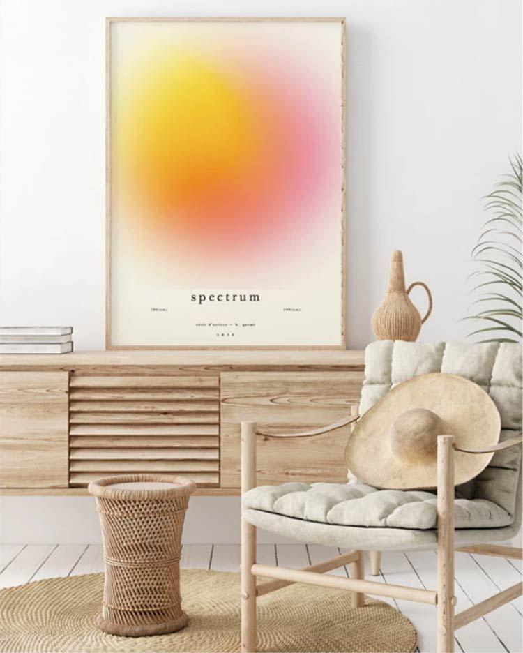 Spectrum Poster (50 x 70 cm)