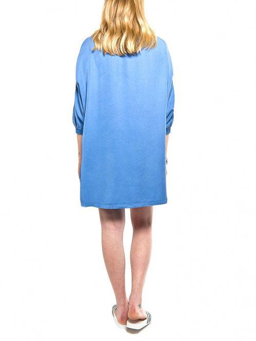 Philomena Kleid Blue