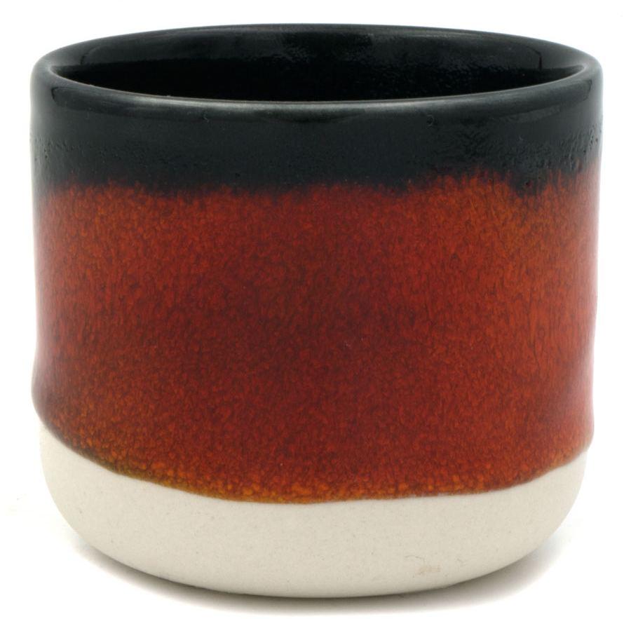Sip Becher Black Lava