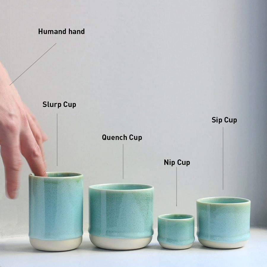 Sip Cup Blue Bubblegum