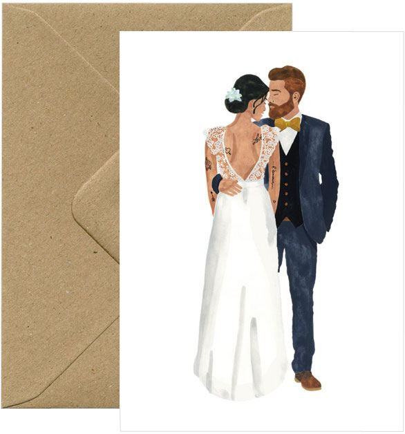 Married Lovers Karte