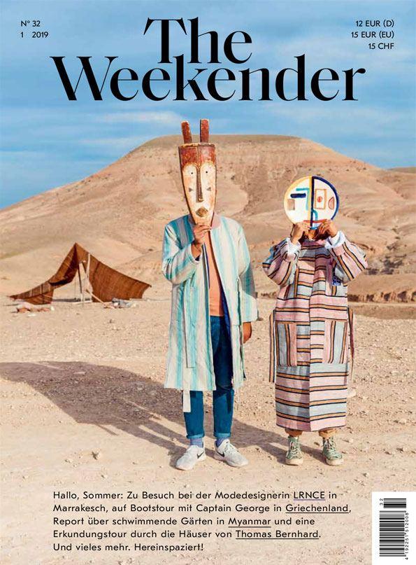The Weekender No. 32