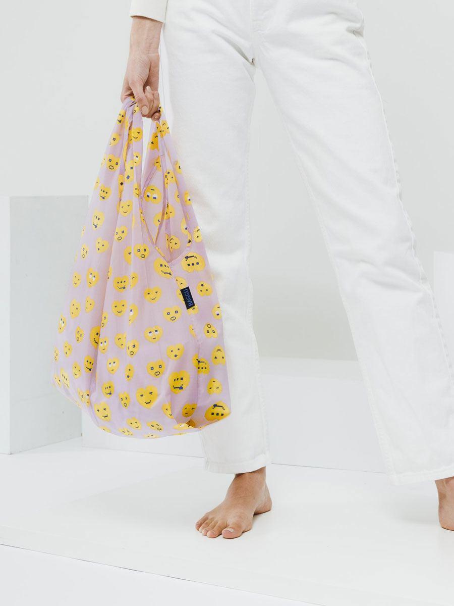 Einkaufsbeutel Emoji