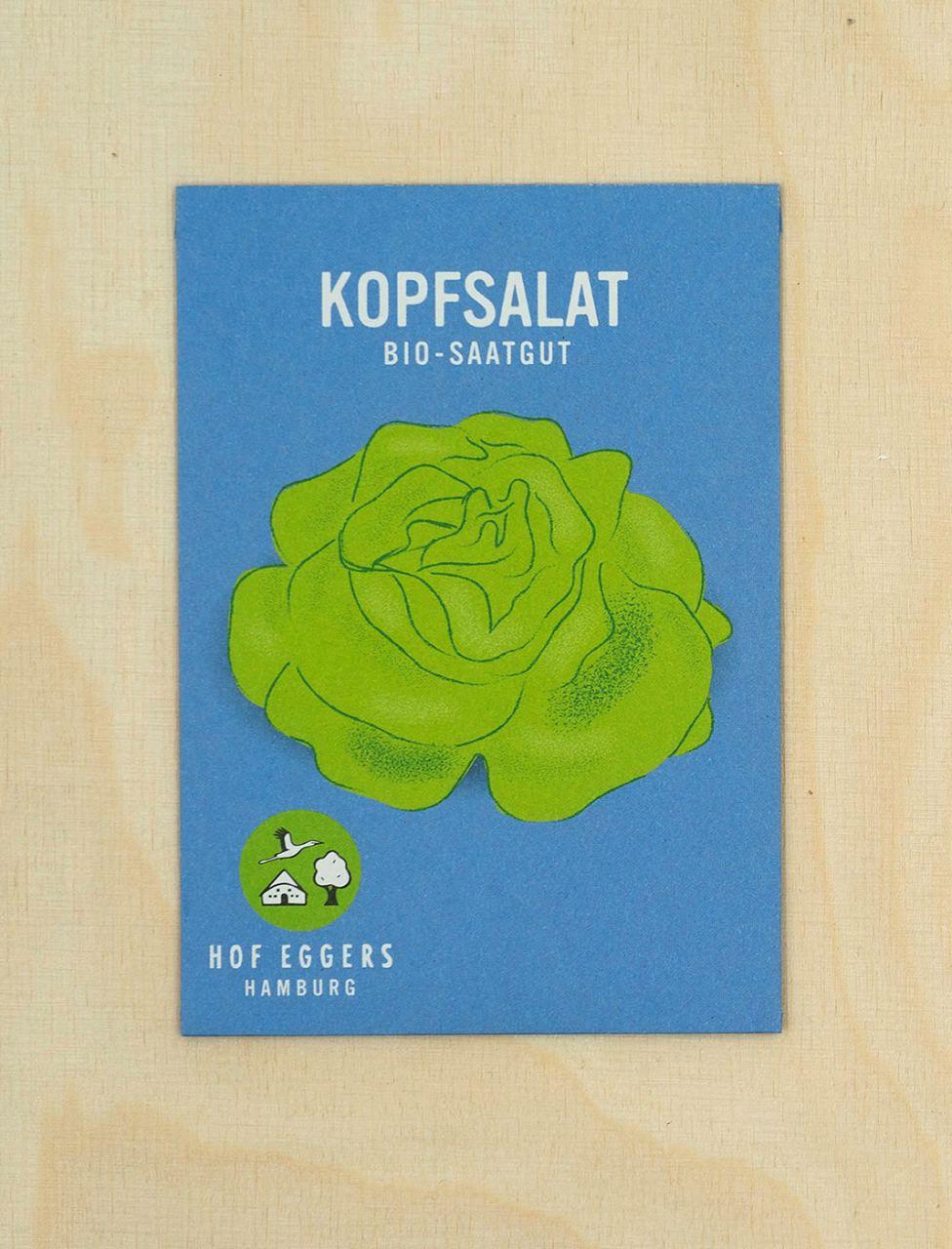 Kopfsalat Lucinde, Bio-Saatgut