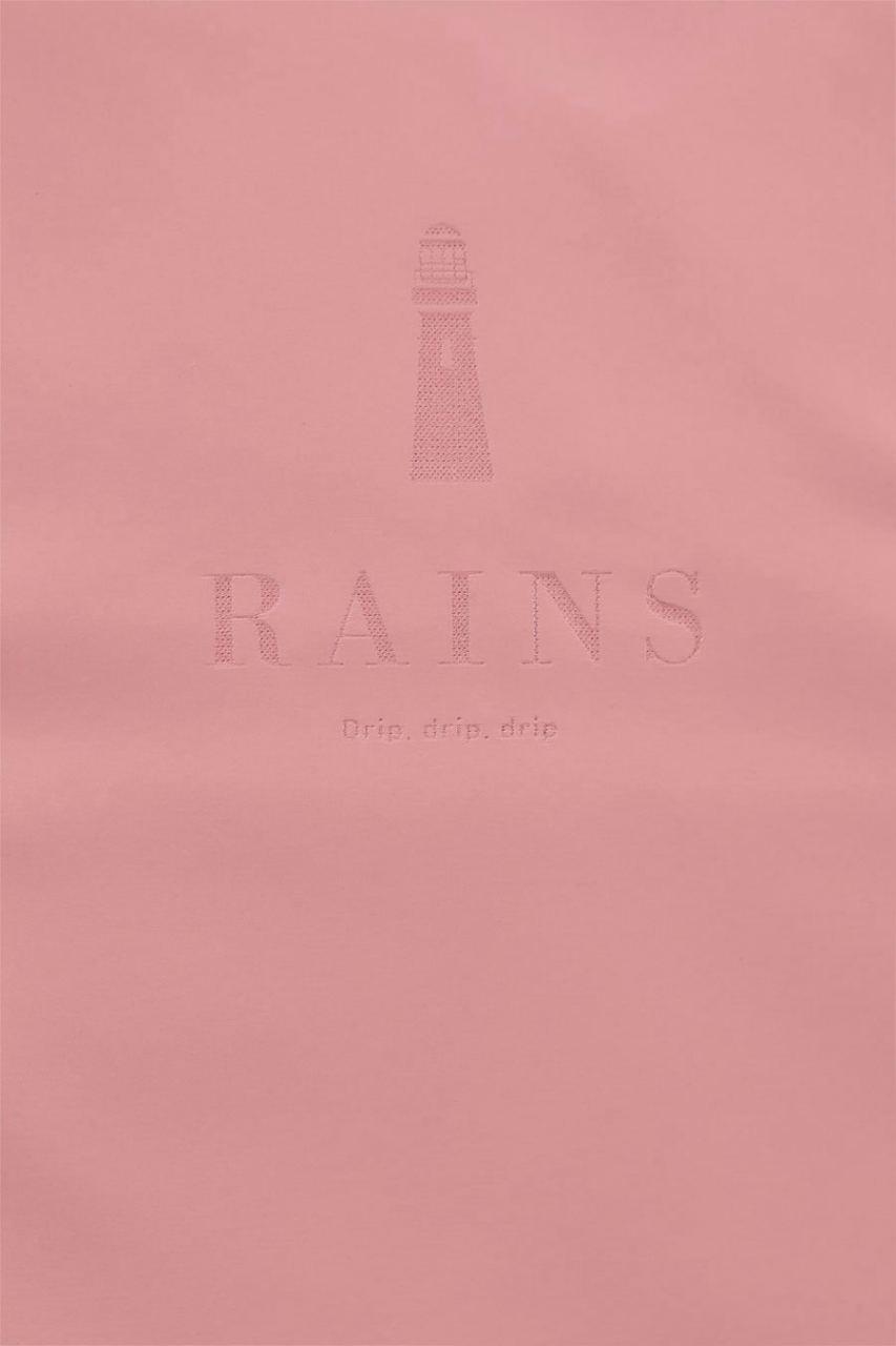 Rains Tote Bag Rush Coral