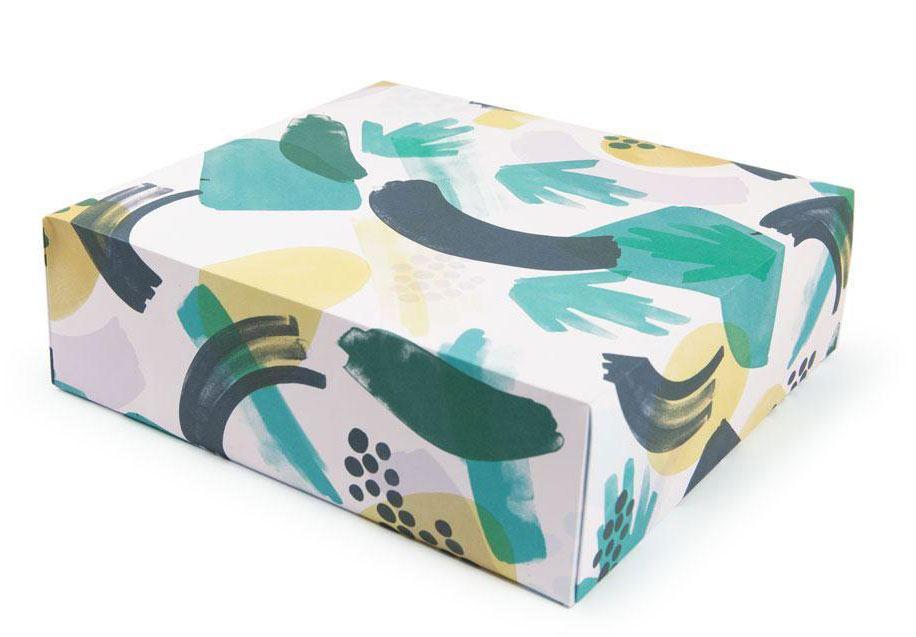 Foliage Geschenkpapier