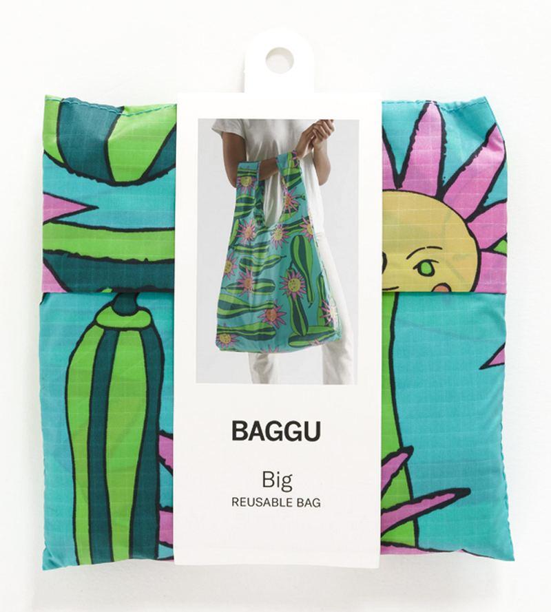 Big Baggu I Einkaufsbeutel Zucchinis