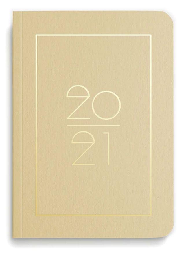 Pocket Planner 2021 Stone
