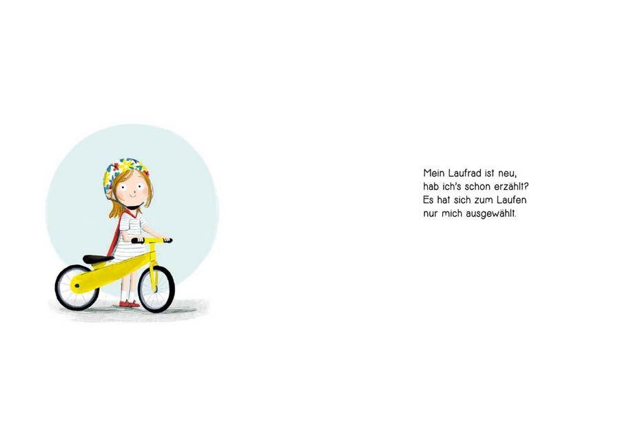 Laufrad, mein Laufrad