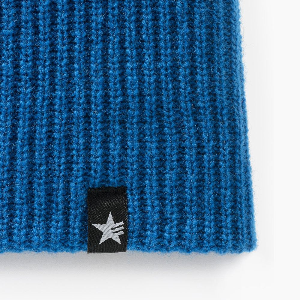 Common Mütze Bright Blue