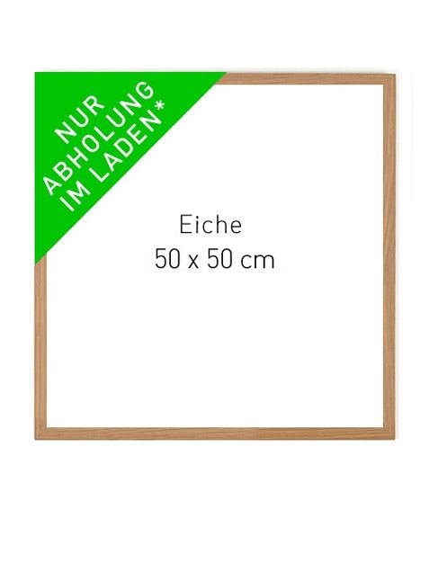 Rahmen Eiche 50x50cm