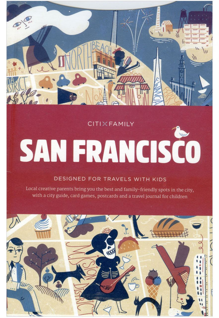CitiXFamily - San Francisco