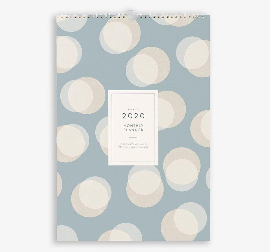 Kartotek 2020 Wall Calendar