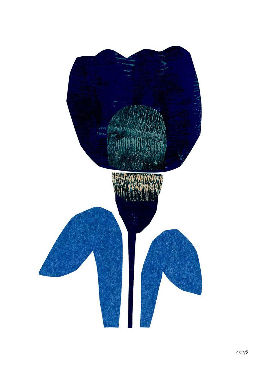 Tulip Poster (50x70cm)