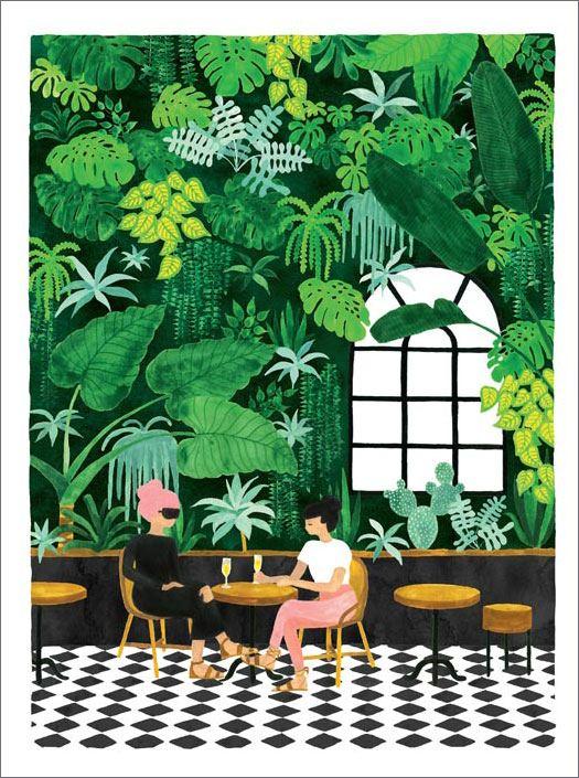 Café Print (29,7 x 39,7cm)