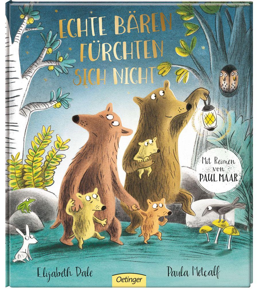 Echte Bären fürchten sich nicht