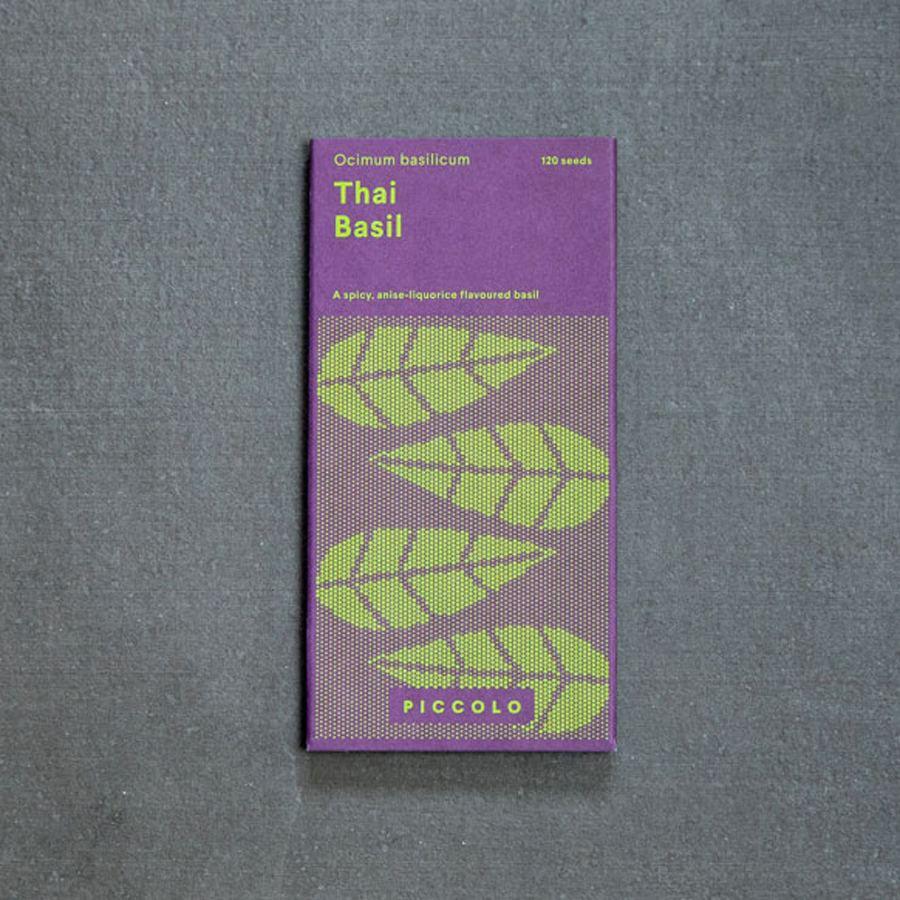 Basil Thai Saatgut