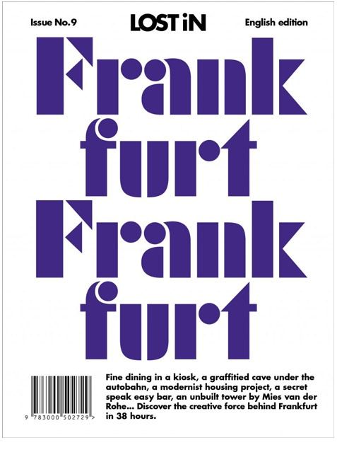 Lost.in Frankfurt