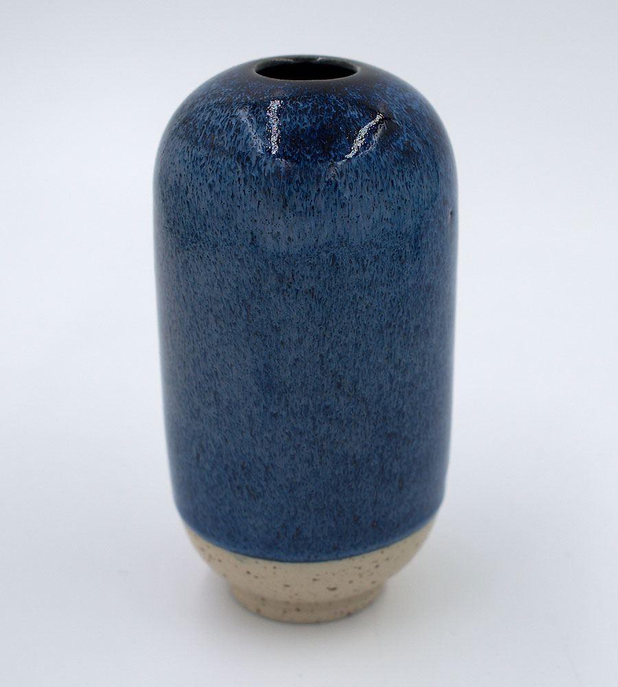 Mini Yuki Vase Galaxy Blue