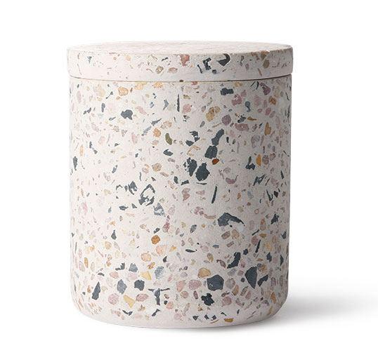 Terazzo Storage Jar S