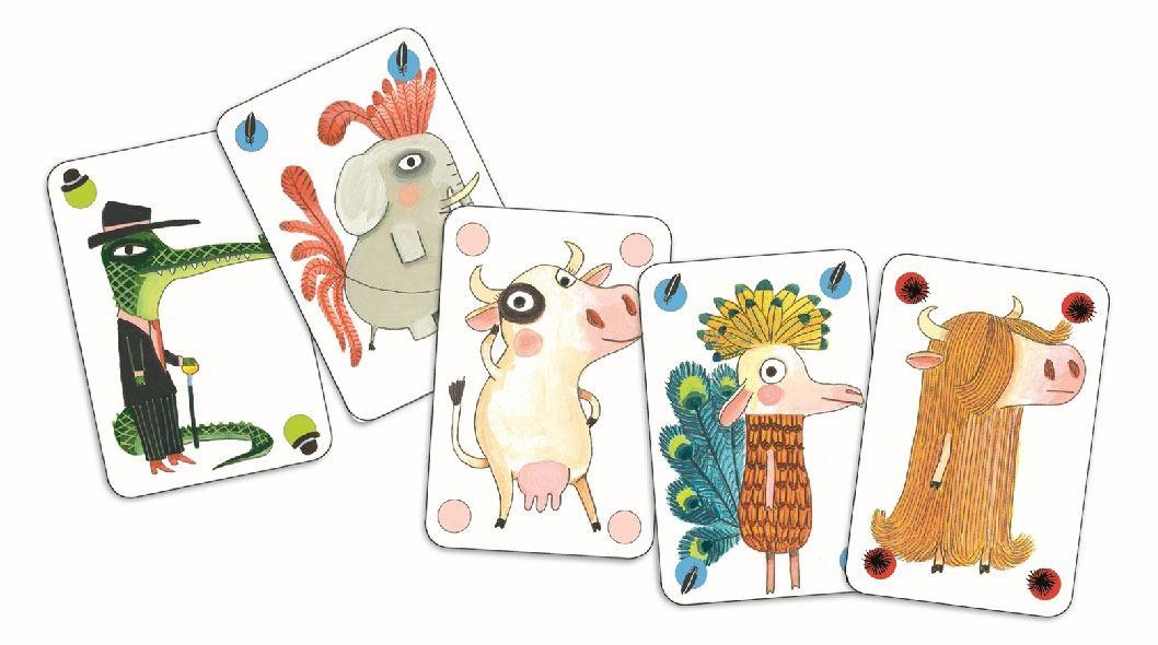 Pipolo Kartenspiel