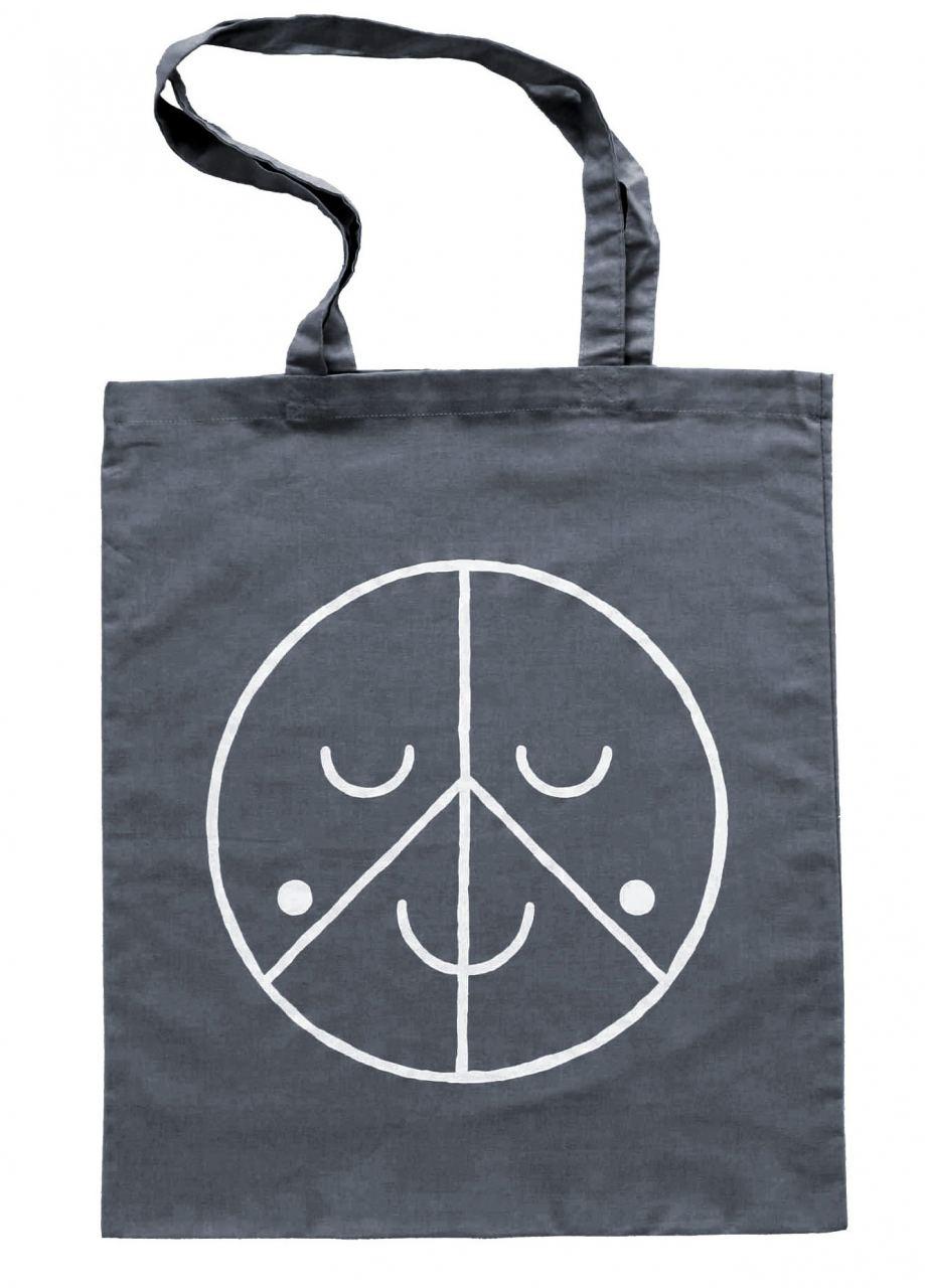 Tote Bag Coal Grey