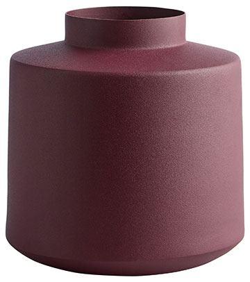 Chili Vase Burgundy