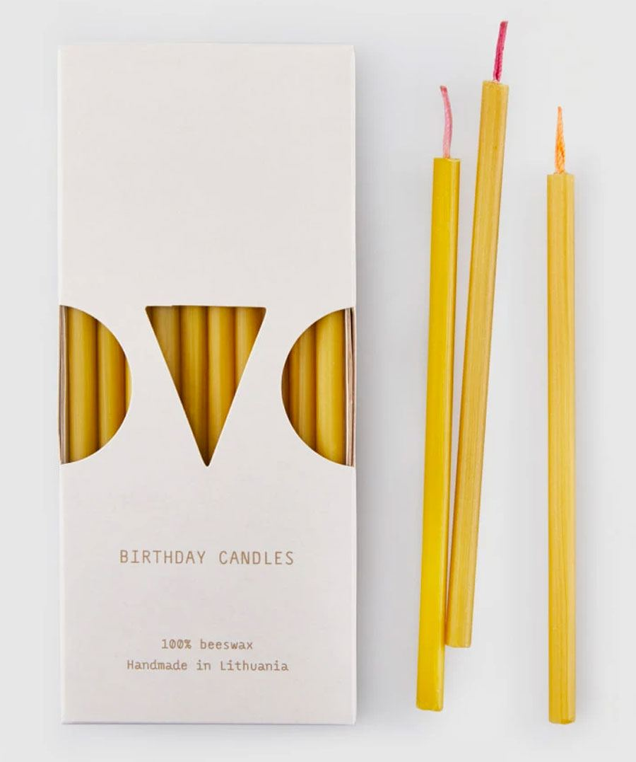 OVO Things 10 Birthday Candles