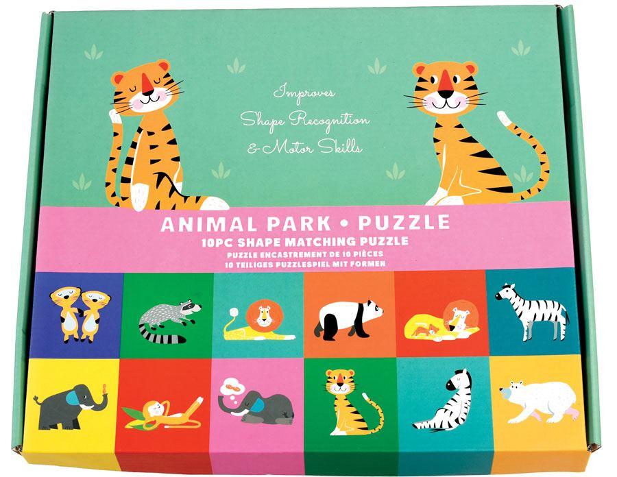 Bilderpuzzle Animal Park