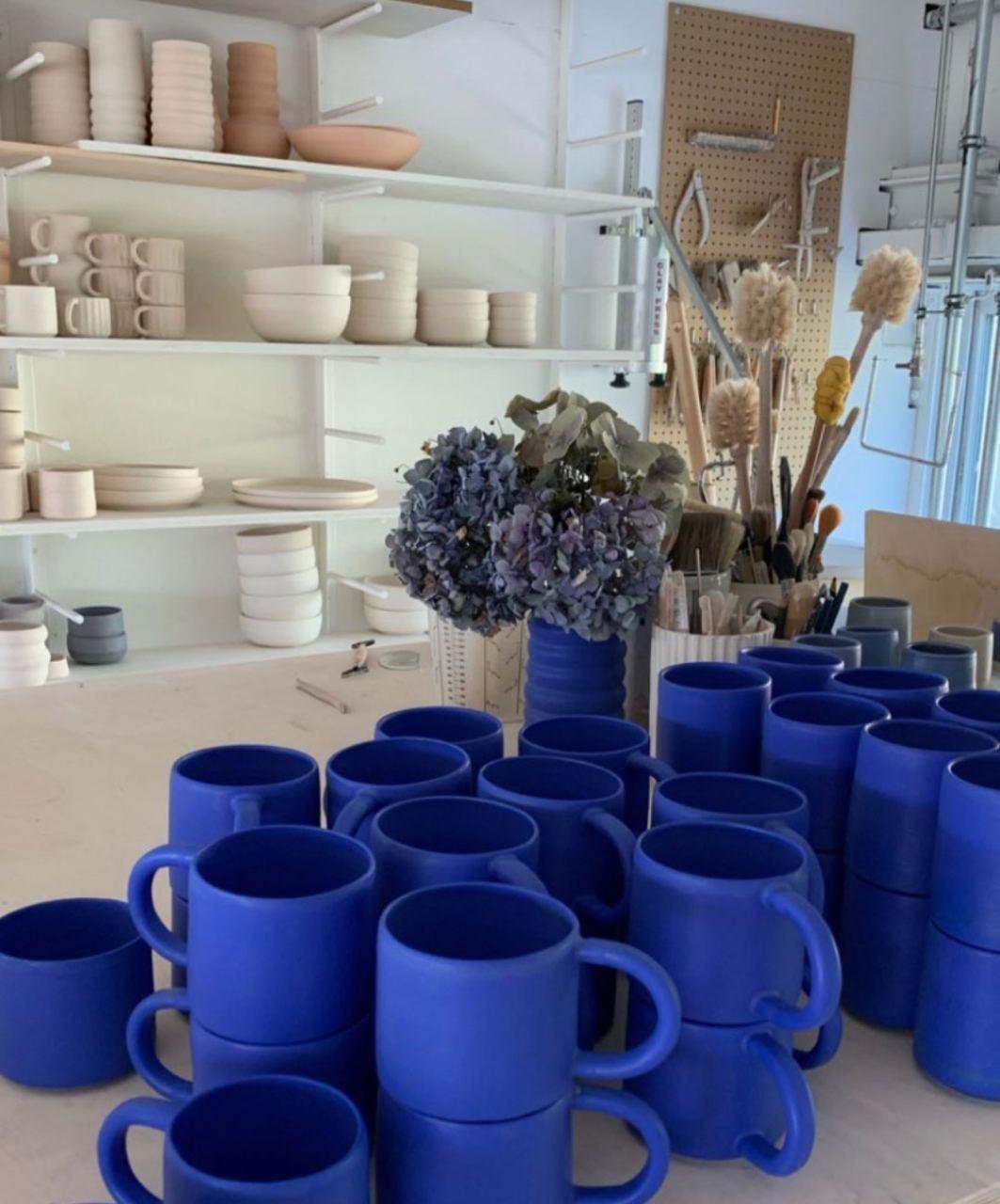 Studio Mug Marrakesh Blue