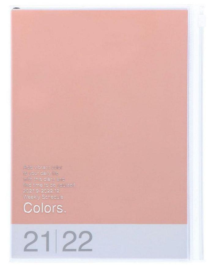 2022 Kalender A5 Storage.it Pink