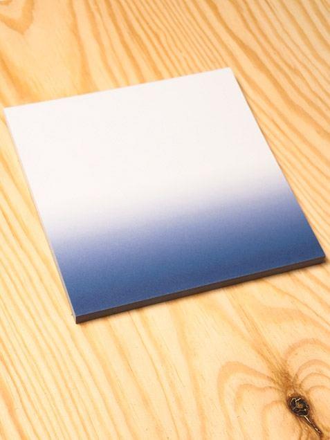 Dip Dye Blue/Purple Block