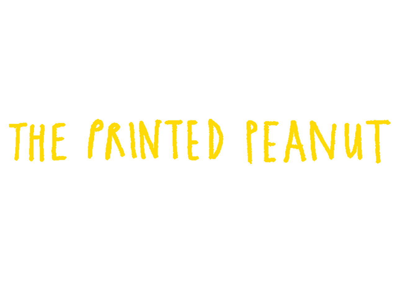 The Printed Peanut