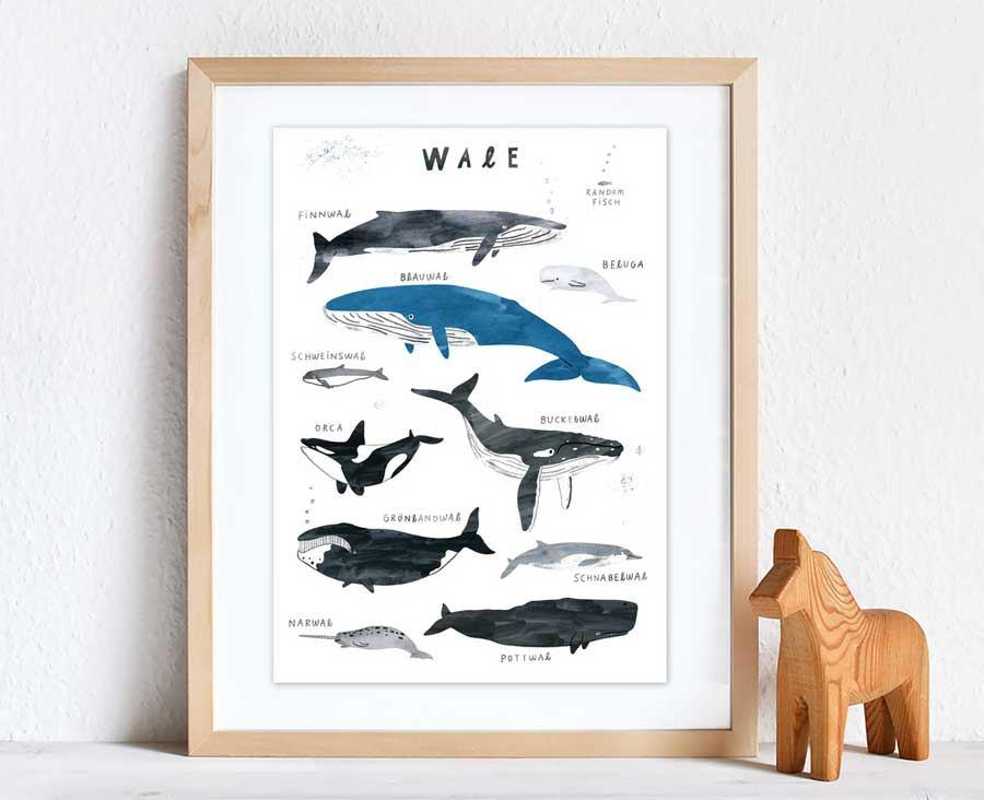 Wale Print (Din A3)