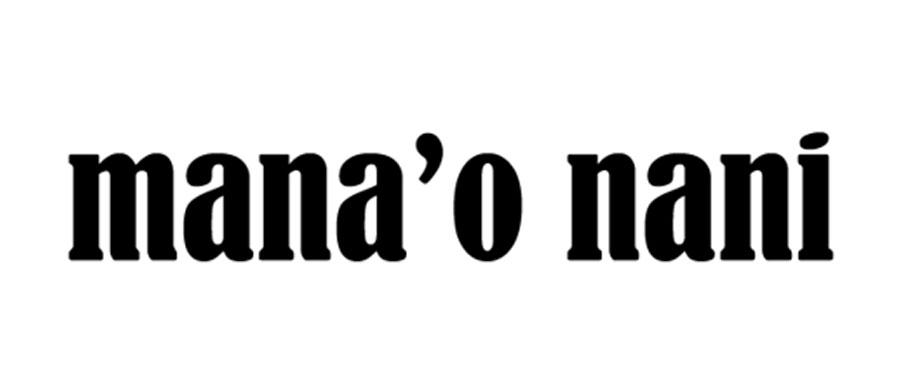 Mana'o Nani