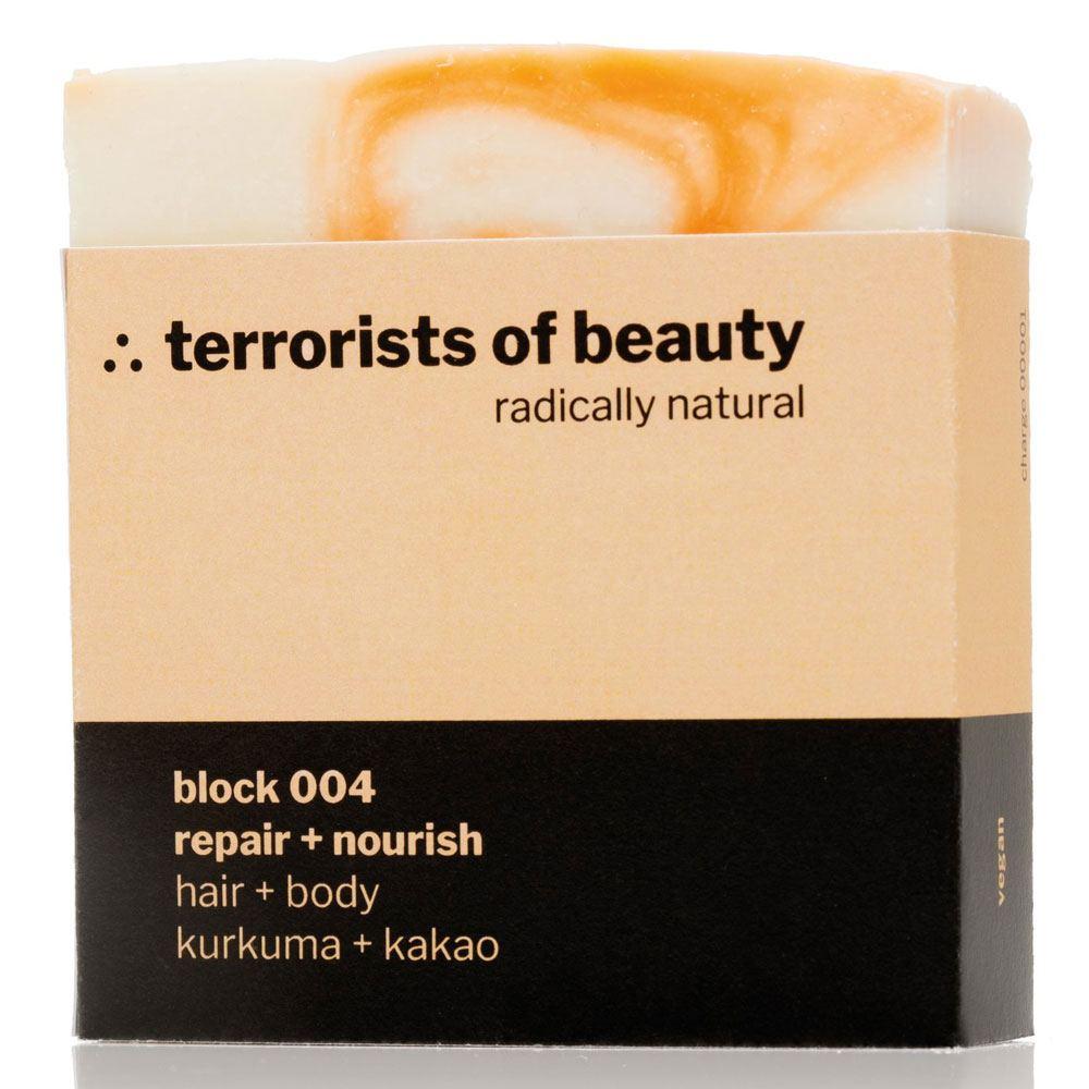 block 004: Kurkuma + Kakao