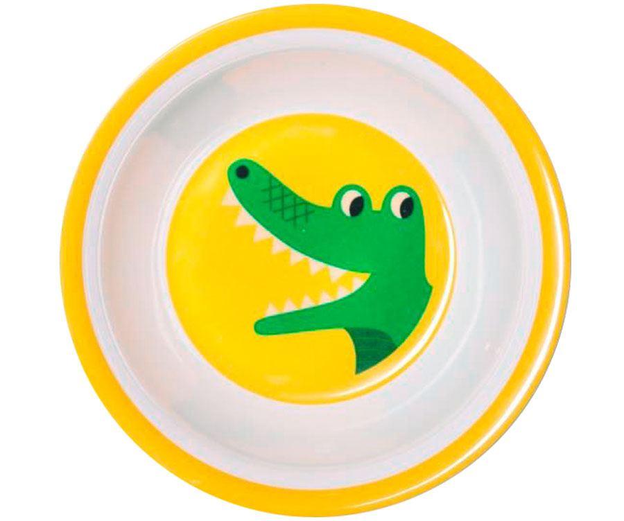 Crocodile Schüssel