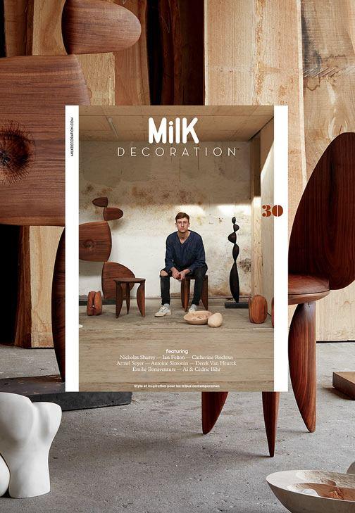 Milk Decoration No. 30