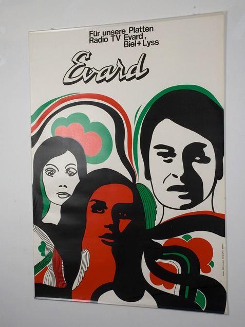 Evard Plakat (128x90cm)