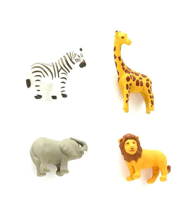 Mini Magnet Safari
